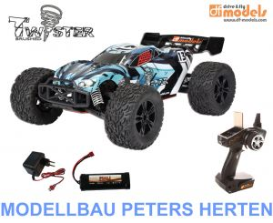 df Models Twister brushed Truggy - 1:10XL - RTR - 3069 Abb. 1