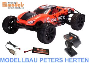 df Models Twister brushless Truggy - 1:10XL - RTR - 3077 Abb. 1