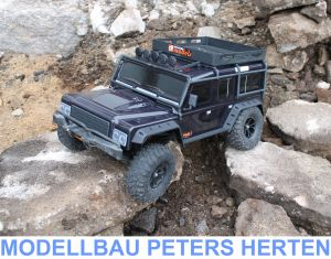 DFModels DF-4J Crawler - Black Edition mit Beleuchtung - 3091 Abb. 1