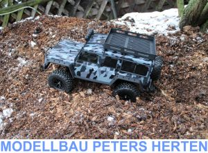 DFModels DF-4J Crawler - Camo-Edition mit Beleuchtung - 3092 Abb. 1