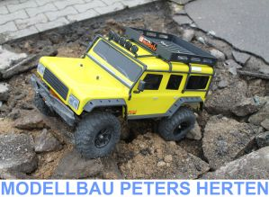 DFModels DF-4J Crawler - Yellow Edition mit Beleuchtung - 3093 Abb. 1