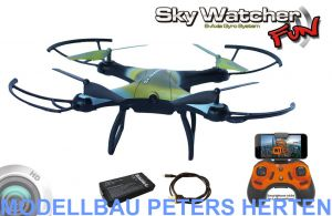 DFmodels SkyWatcher FUN - WiFi - RTF - FPV - 9360 Abb. 1