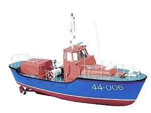 Krick Billing Boats RNLI  Royal Navy Lifeboat 101 - BB0101 Abb. 1