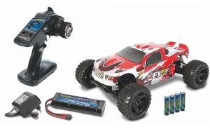 Carson FY10 Truggy Destroyer Line BL 100% RTR 2,4 GHz - 500404044