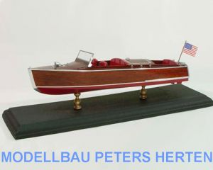 Krick Chris-Craft 24 ft. Runabout 1929 1:24 Bausatz - 1701 Abb. 1