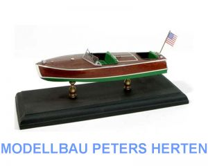 Krick Chris-Craft 9,5 ft Racer 1949 1:24 Bausatz - 1702 Abb. 1