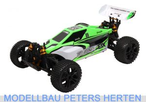 DPower BEAST BX Buggy RTR 2.4GHz - Brushless  - BS221R  abb 1