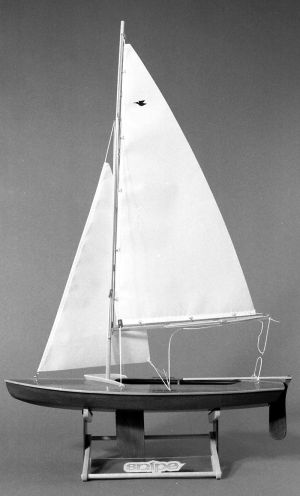 krick 16 Zoll Snipe Sailboat