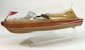 krick Chris-Craft Cobra RC Bausatz