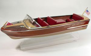 krick Chris-Craft Continental 1956 RC Bausatz