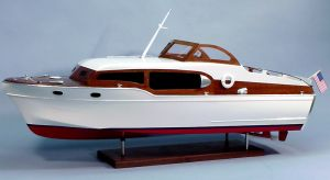krick Chris-Craft Cruiser 1953 RC Bausatz