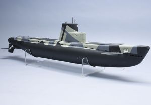 krick USS Bluefish (SS 222) U-Boot RC Bausatz
