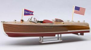 krick Chris-Craft Hydroplane 16ft. 1941  RC Bausatz