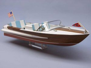 krick Chris-Craft Super Sport 20ft. 1964 RC Bausatz
