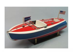 krick Chris-Craft Sportboot 16 ft. Painted Racer Bausatz