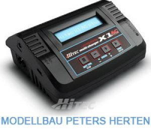 HiTEC Multicharger X1AC Plus - 114118 abb 1