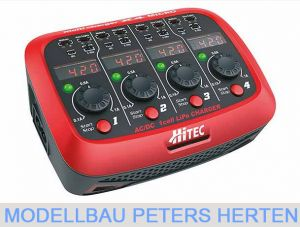 Hitec Multicharger X4 Micro - 114123 abb 1