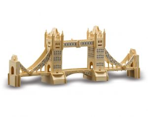 Donau Electronics Holzbausatz London Tower Bridge - M884