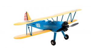 Horizon Eflight UMX PT-17 BNF mit AS3X von E-flite - EFLU3080