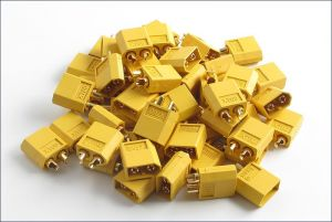 Hype RC XT60 Goldstecker, Stecker - 086-1210
