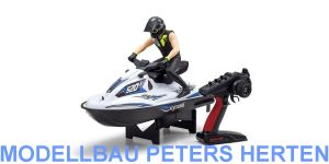 Kyosho Wave Chopper 2.0 RC Electric Readyset (KT231P+) T2 Blau - K.40211T2B Abb. 1