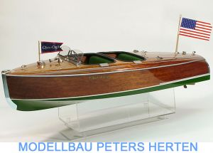 Chris-Craft Barrel Back 1940 RC Bausatz - 1234 abb 1