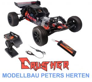 Crusher Race Buggy - RTR