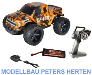 DF-1 BR - EcoLine Monster Truck - 4WD - RTR