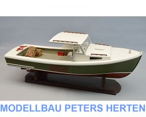 Winter Harbor Lobster-Boot 1:16 Bausatz