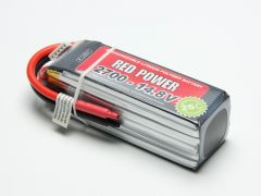 Pichler RED POWER LiPo 2700 - 14,8V - C6783